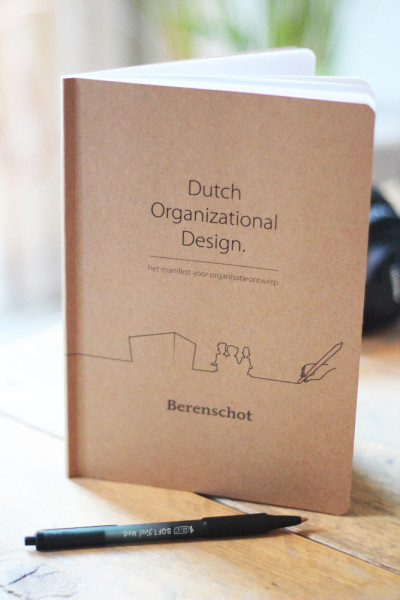 Manifest on Dutch Organizational Design for Berenschot